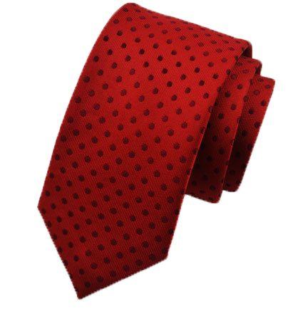 Галстук мужской 2beMan G20 красный