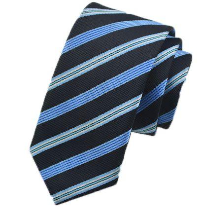 Галстук мужской 2beMan G63 темно-синий