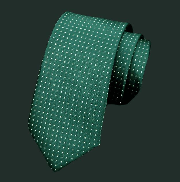 Галстук мужской 2beMan G30 зеленый