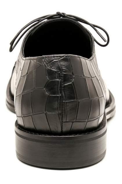 Туфли мужские Loriblu 8IUVB29MUWNG00751P черные 40 RU