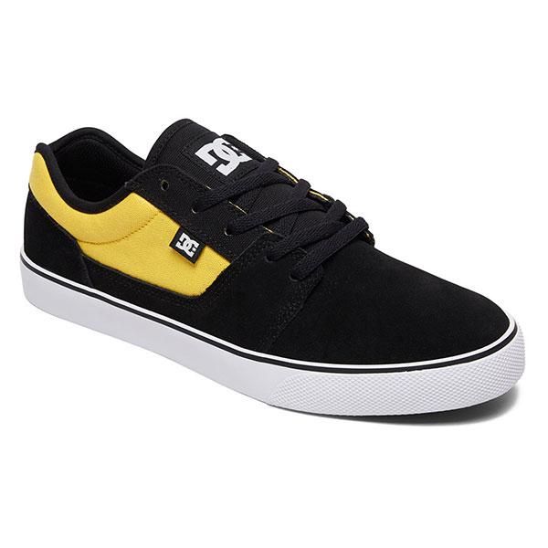 Кеды DC Tonik, black/yellow, 9 US
