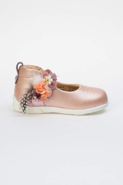 Сандалии Zebra 13144-9 цв.розовый р.26