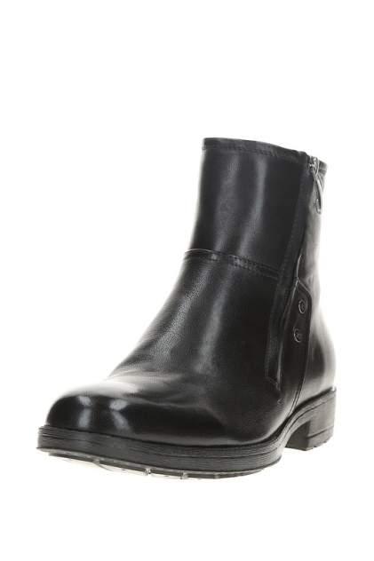 Полусапоги мужские Just Couture 62048 черные 41 RU