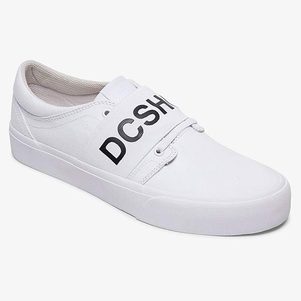 Кеды DC Trase Tx, white/black, 12 US