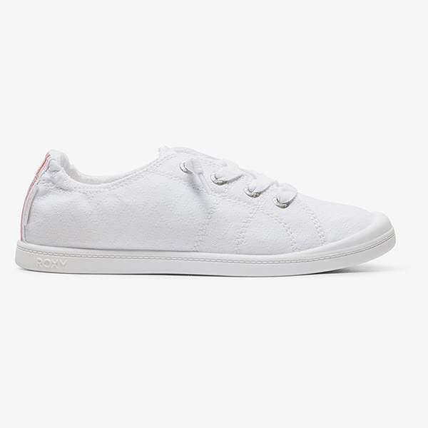 Кеды Roxy Bayshore Iii J Shoe Wa2, white/armor, 7 US