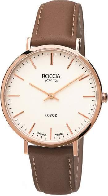 Наручные часы кварцевые мужские Boccia Titanium 3590