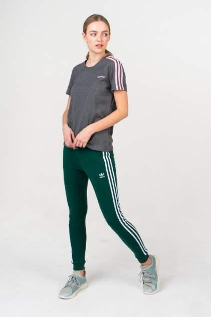 Футболка женская Adidas DU0632 серая 2XS