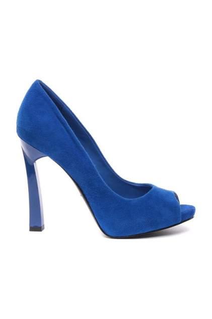 Туфли женские Vitacci 941537 синие 35 RU