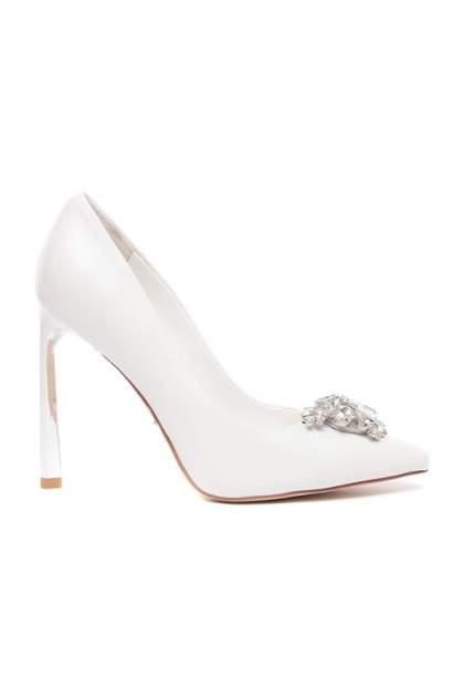 Туфли женские Vitacci 941557 белые 40 RU