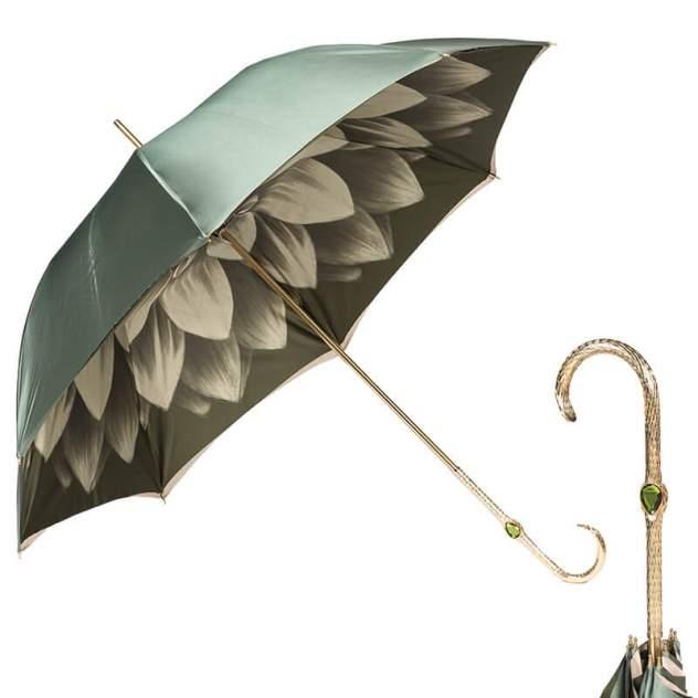 Зонт-трость женский механический Pasotti 1869 зеленый