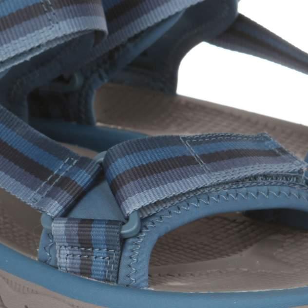 Сандалии мужские Clarks Balta Reef синие 42 EU