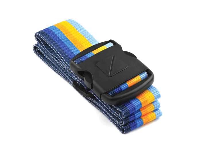 """Ремень для багажа Travel Blue Luggage Strap 2"""" (040), цвет синий (Синий)"""