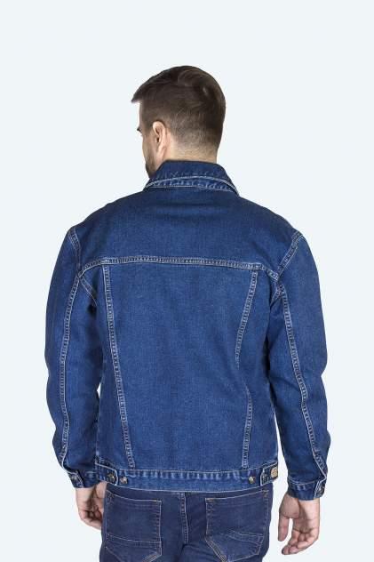 Джинсовая куртка мужская Dairos GD5060104 синяя XL