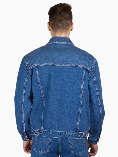 Джинсовая куртка мужская Dairos GD5060114 синяя XL