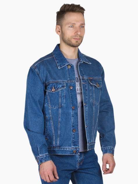 Джинсовая куртка мужская Dairos GD5060114 синяя XXL