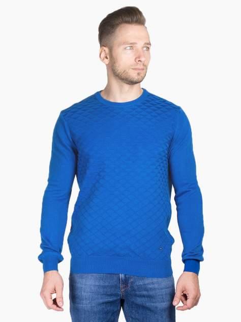 Джемпер мужской DAIROS GD69300646 синий 3XL
