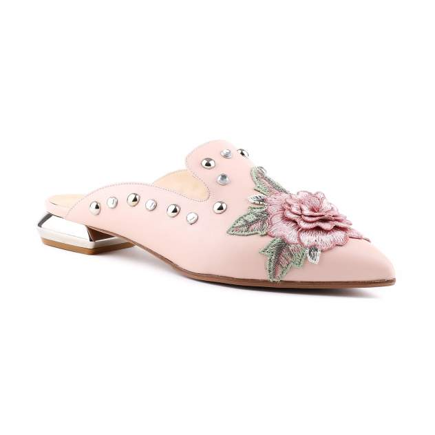 Мюли DANILO DI LEA 4310, розовый