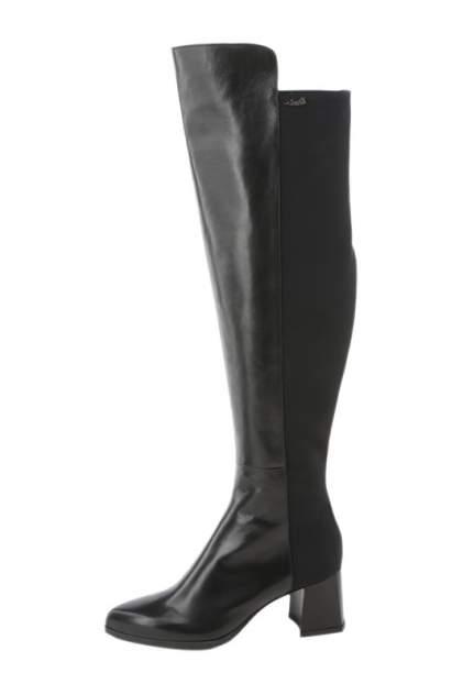 Ботфорты женские Loriblu 016332 черные 37.5 RU