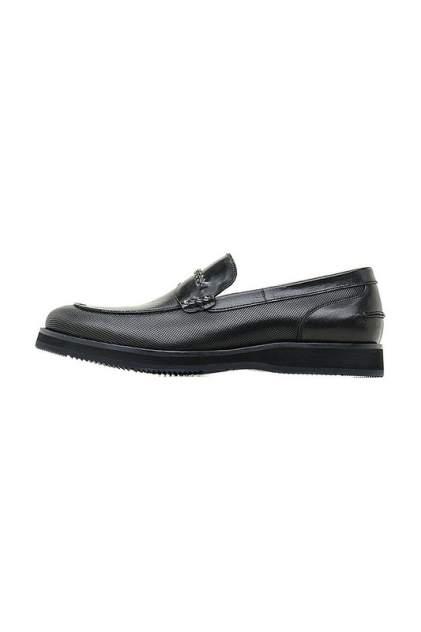 Лоферы мужские M.SHOES 530002111, черный