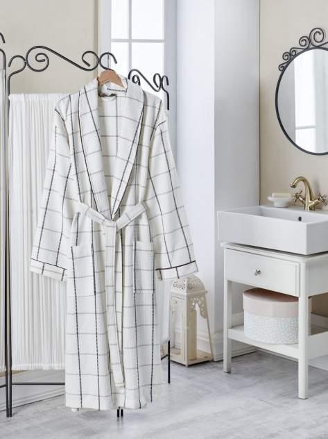 Домашний халат мужской Philippus Seriate белый 2XL