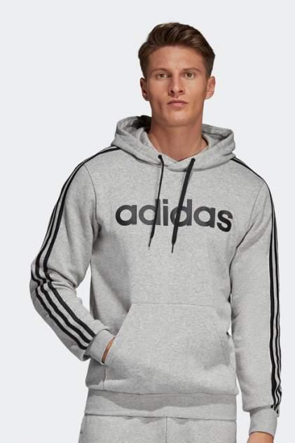 Толстовка мужская Adidas DU0495 серая 40