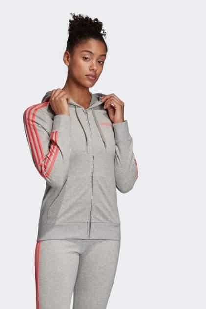 Толстовка женская Adidas DU0661 серая 44