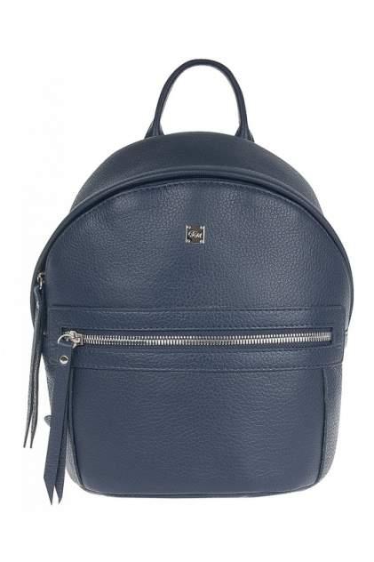 Рюкзак женский Franchesco Mariscotti 1-4165К-008 синий