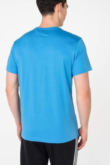Футболка мужская Adidas CW2062 синяя 44; 46