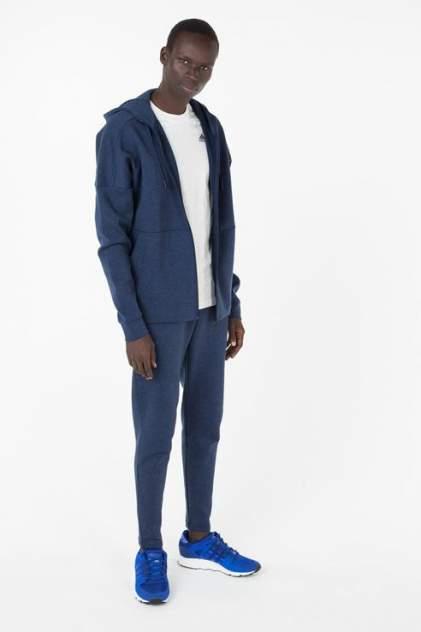 Толстовка мужская Adidas CG2089 синяя 44