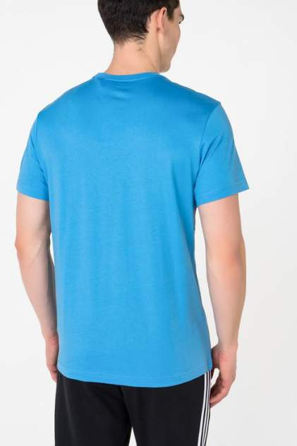 Футболка мужская Adidas CW2062 синяя 48