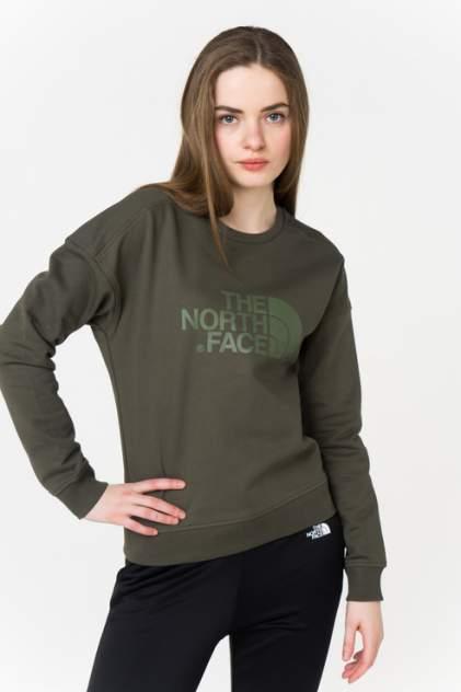 Толстовка женская The North Face T93S4G21L зеленая L