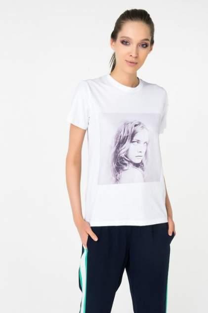Футболка женская ZNAKI Z-100_W_NV белая L