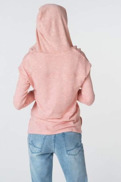 Толстовка Roxy ERJKT03367, розовый