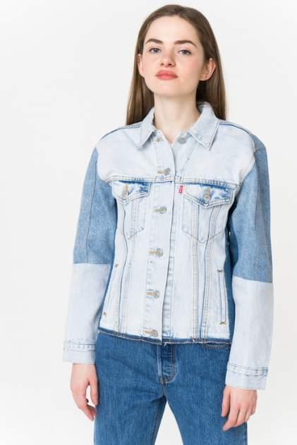 Женская джинсовая куртка Levi's 7273600000, синий
