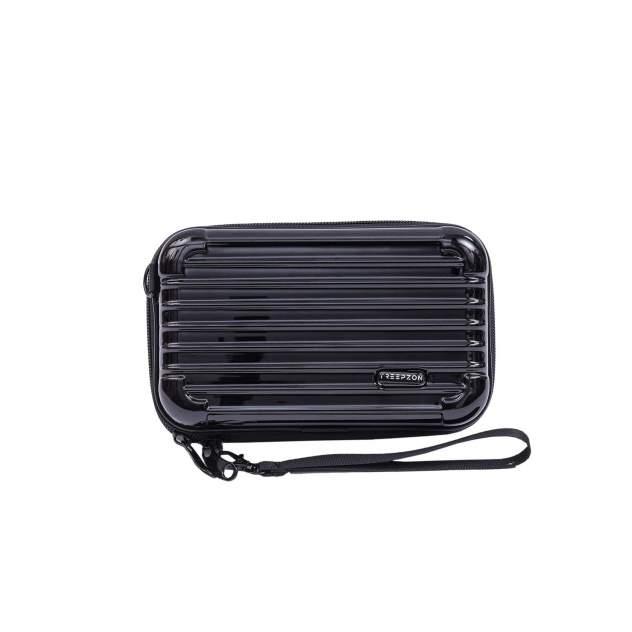 Дорожная сумка Treepzon CBG3 черная 6 x 18 x 11 см