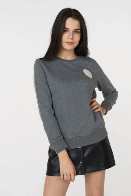 Свитшот DKNY P8FH0BDI, серый