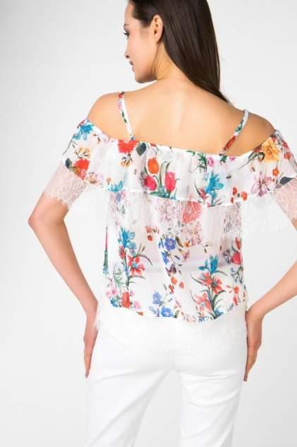 Блуза женская АДЛ 11534431000 разноцветная L