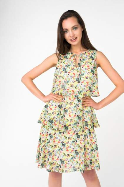Женское платье АДЛ 12434479000, зеленый