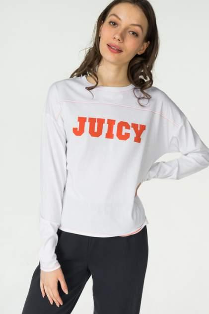 Лонгслив женский Juicy Couture JWTKT120706/119 белый L