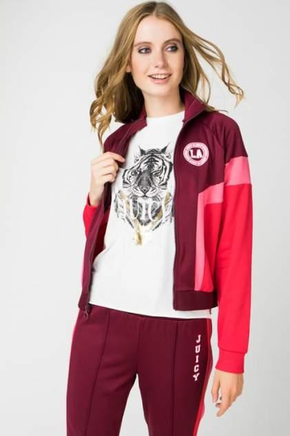 Толстовка Juicy Couture JWTKJ155290/629, красный