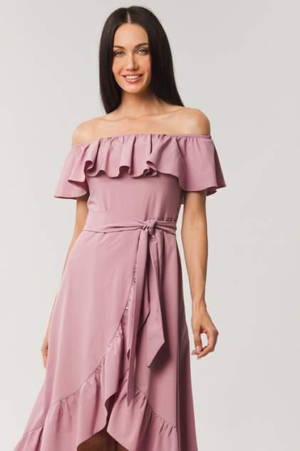 Вечернее платье женское ELARDIS El_W10183 фиолетовое L