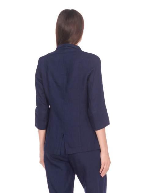 Пиджак женский XINT GD61200174 синий 38 EU