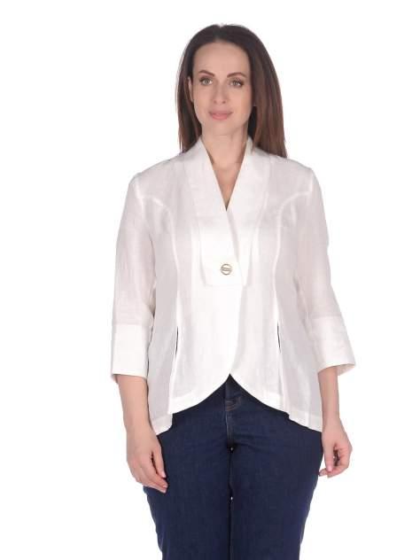 Пиджак женский XINT GD61200175 белый 38 EU