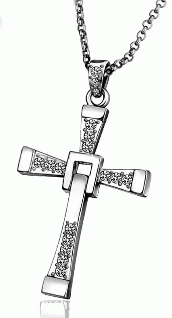 Кулон Крест Доминика Торетто (из фильма Форсаж) MP09