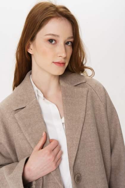 Пальто женское Tom Farr T4F W9821.14 бежевое L