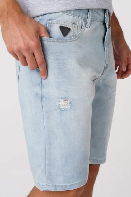 Джинсовые шорты мужские BROADWAY 20101335 голубые 48