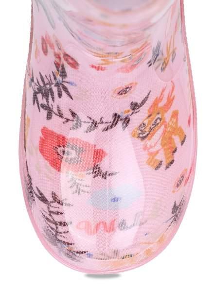 Резиновые сапоги детские Enchantimals, цв.разноцветный р.27