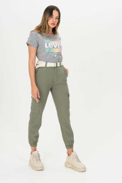 Брюки женские Tom Farr T W7630.47 зеленые L