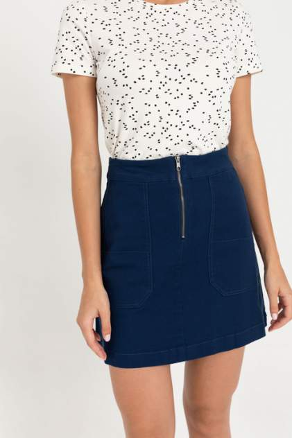 Женская юбка Sela 808021926, синий