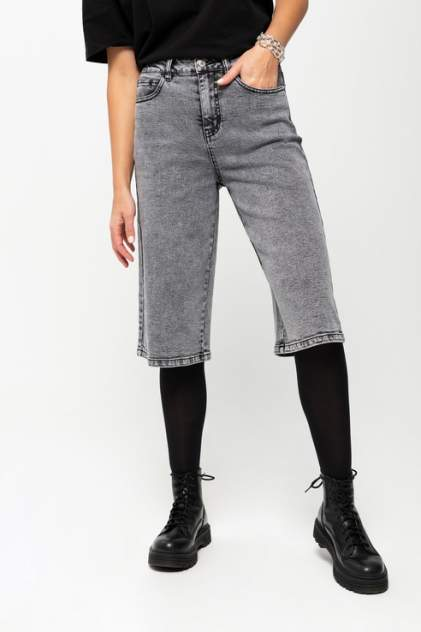 Женские шорты Sela 809021427, серый